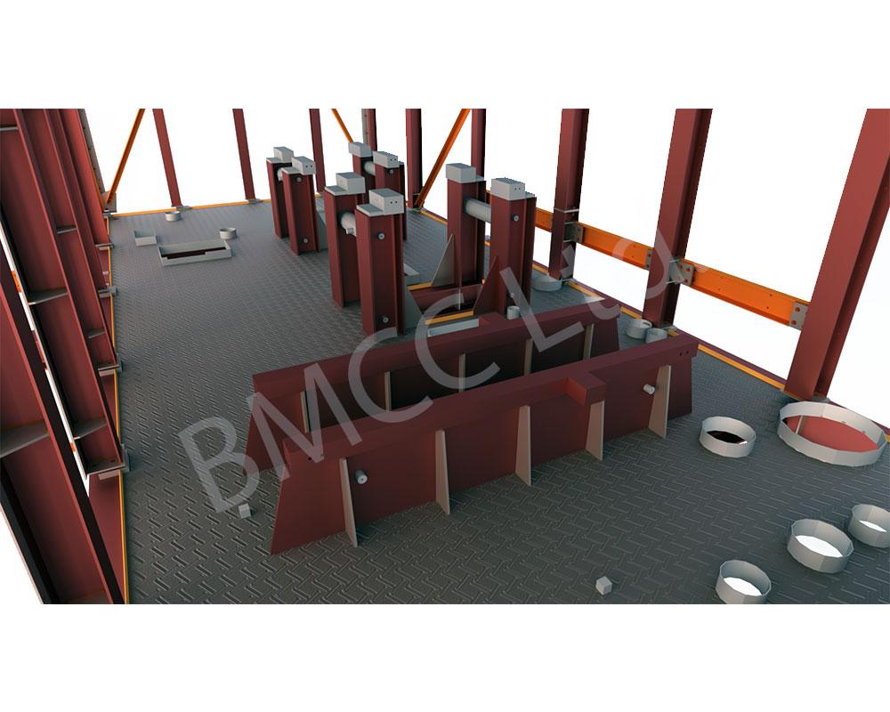 Acoustic Enclosure Structure